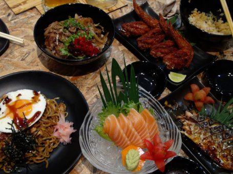 ร้านอาหารญี่ปุ่น มาจิเดะอิซากายะ