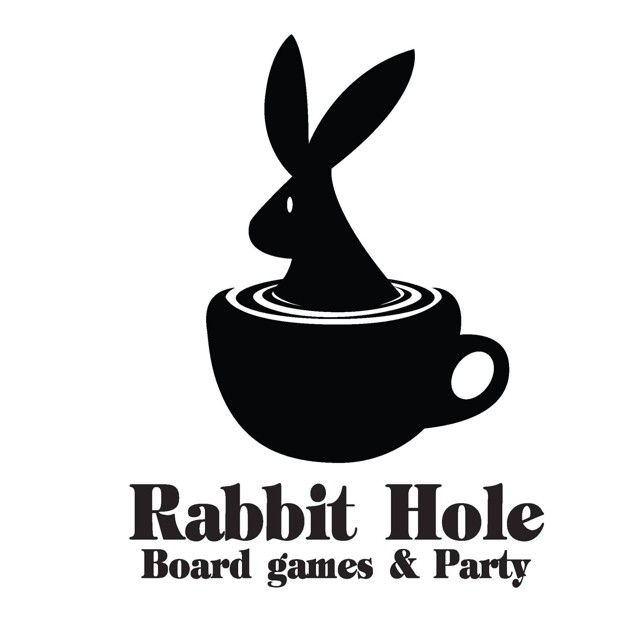 Rabbit Hole Board Game คาเฟ่บอร์ดเกมพร้อมเพื่อนๆรู้ใจไปกับเกมใหม่ๆเพียบ