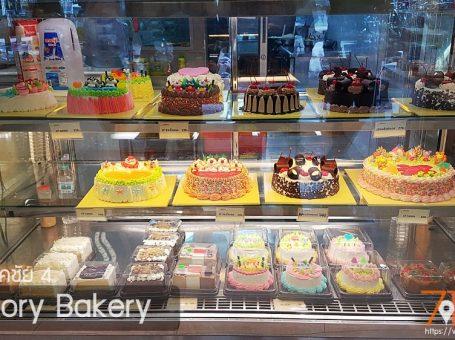 ร้าน Victory Bakery สาขาโชคชัย 4 ร้านเค้กวันเกิดและขนมปังอร่อยๆ