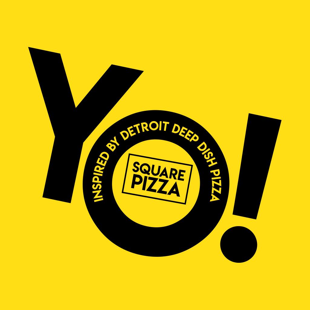 Yo! Pizza พิซซ่าโฮมเมดสไตล์ทรงสี่เหลี่ยม กรอบนอกนุ่มใน สั่งพิซซ่าเดลิเวอรี่ได้เลย!