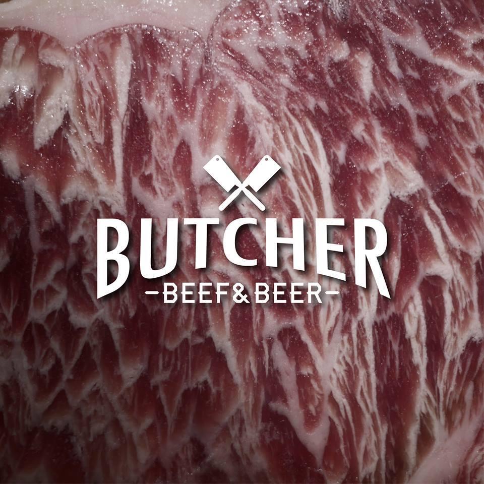 Butcher beef and beer (บุชเชอร์) ร้านเนื้อย่างกระทะพร้อมคราฟท์เบียร์นำเข้าหลายยี่ห้อ