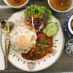 ร้านชอบกิน (Eat Lovers) นาคนิวาส ร้านอาหารไทยสไตล์ในวาไรตี้ โดดเด่นด้วยการจัดจานและการตกแต่งร้าน
