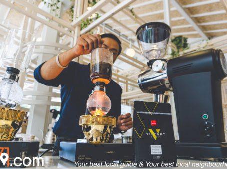 Hario Cafe Bangkok คาเฟ่ 24 ชั่วโมงในสไตล์ญี่ปุ่น Specialty และ Slow Bar